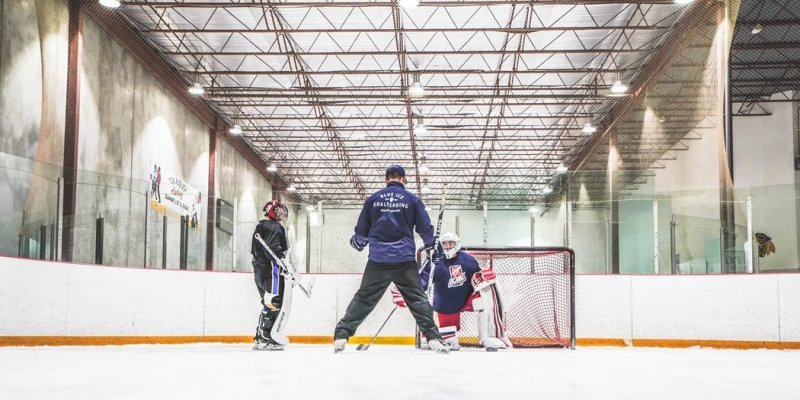 Patinoire - Hockey sur glace
